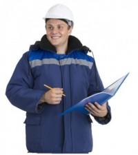 Куртка мужская Бригадир